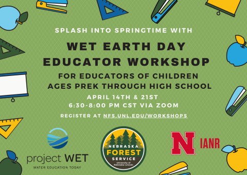 WET Earth Day Educator Workshop